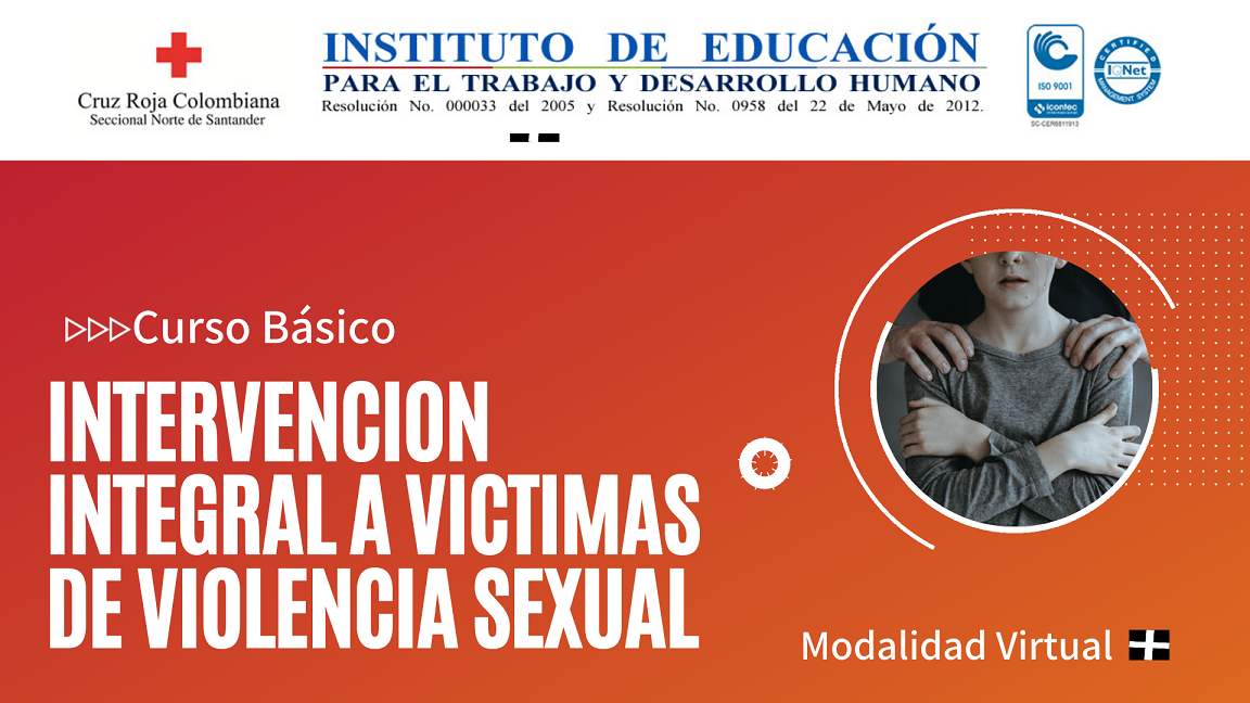 Intervencion integral a victimas de violencia sexual